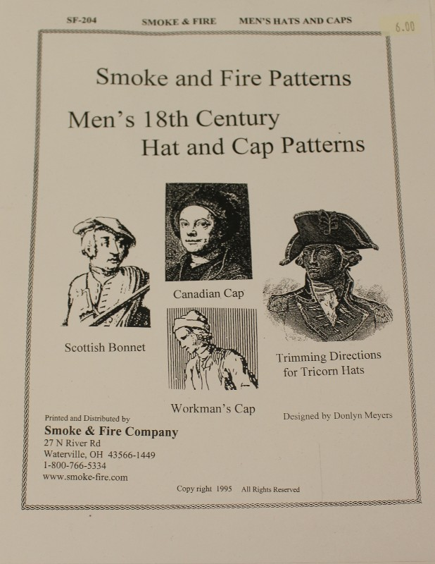 Men's Hats and Caps Patterns