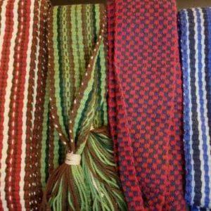 Inkle Weaving Archives | Smoke & Fire Company
